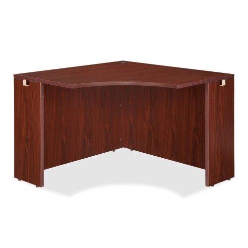 Lorell High-Quality Laminate Corner Desk Shell