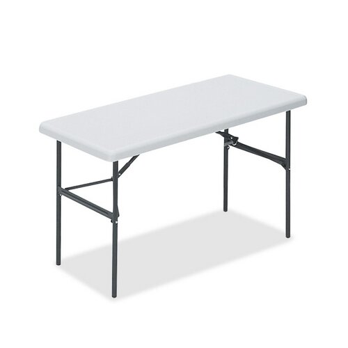 "Lorell 48"" Rectangular Folding Table"