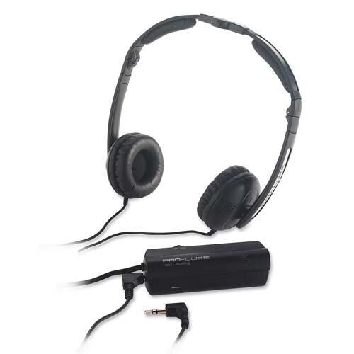 Compucessory Compucessory Foldable Noise Canceling Headphones