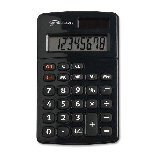 Compucessory 8-Digit Handheld Calculator