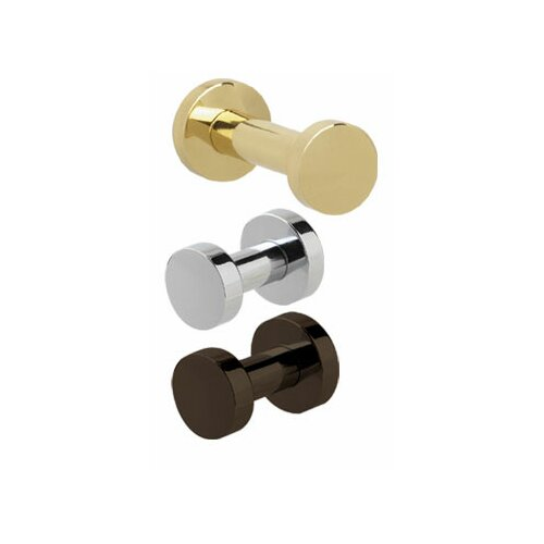 "Alno Inc Euro 1.25"" Robe Hook"