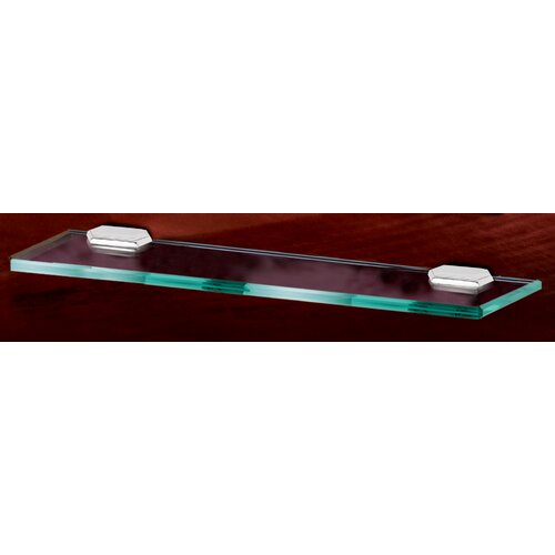 "Alno Inc Nicole 24"" x 1"" Bathroom Shelf"