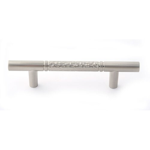 "Alno Inc Eclectic 0.38"" Pitted Bar Pull"