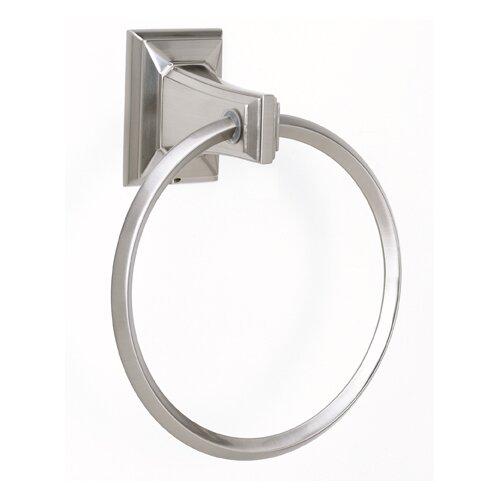 Alno Inc Geometric Wall Mounted Towel Ring