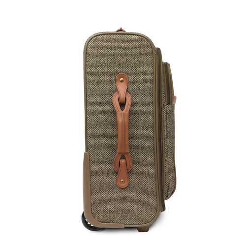 "Hartmann Tweed 24"" Expandable Mobile Traveler in Walnut"