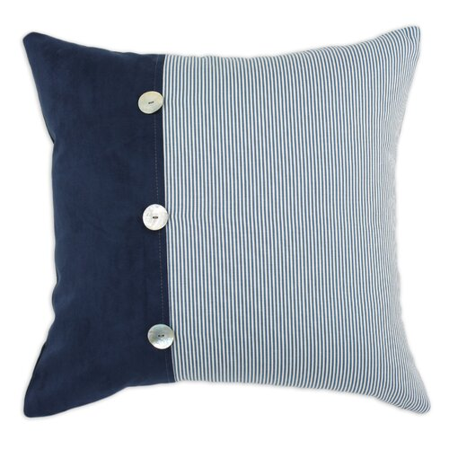 Chooty & Co Oxford Sail Limit Eu Pieced Cotton/Polyester Pillow