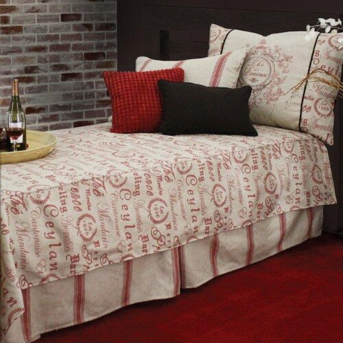 Palais Ruby Bed Skirt