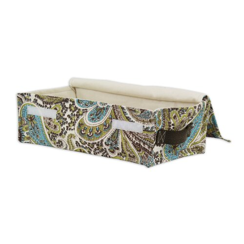 Paisley Soft Sided Storage Container