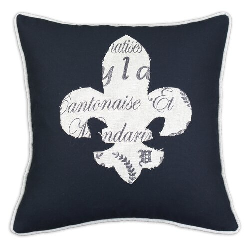 Chooty & Co Duck Wisdom Corded Cotton Pillow