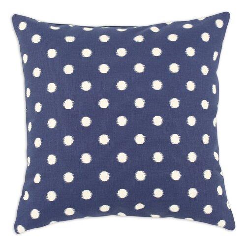 Ikat Dot Pillow