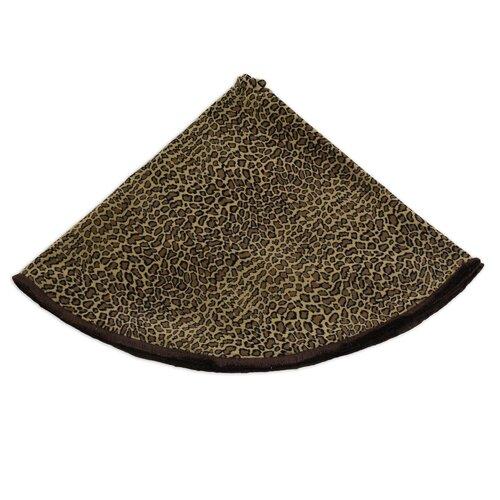 Chooty & Co Bobcat Tree Skirt