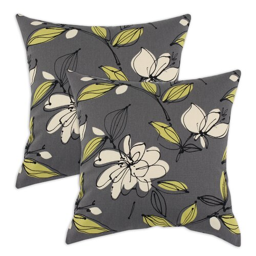 Bremer Cotton Pillow (Set of 2)