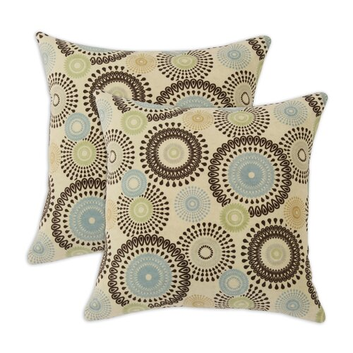 Chooty & Co Raja Suzani Polyester Pillow