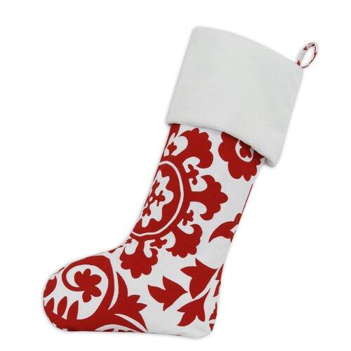 Chooty & Co Suzani Classic Velvet Lined Stocking