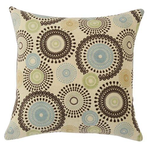 Raja Suzani Polyester Pillow (Set of 2)