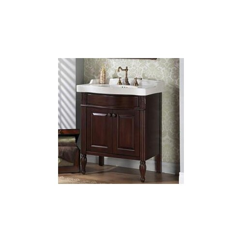 """Fairmont Designs Maui 31.2"""" Bathroom Vanity Set"""