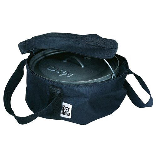 "Lodge 12"" Camp Dutch Oven Tote Bags"