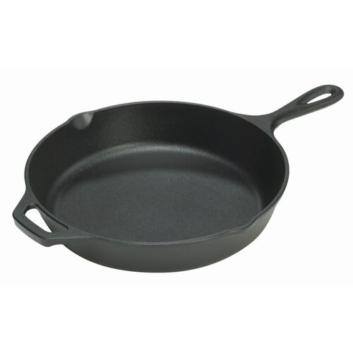 Skillet with Assist Handle