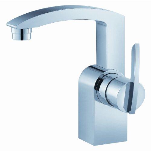 Fluid Toucan Single Hole Bathroom Faucet with Single Handle