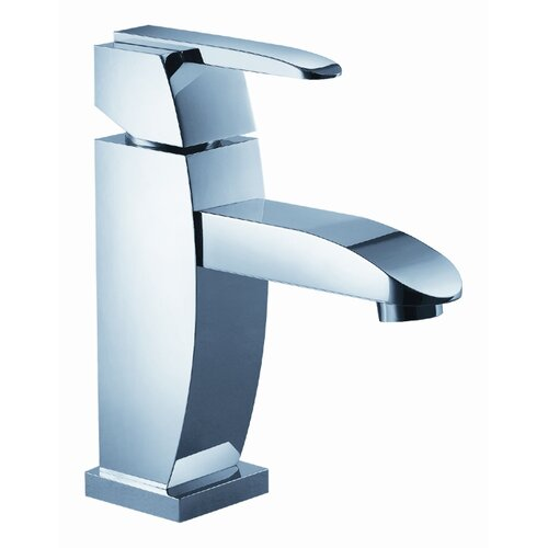 Fluid Penguin Single Hole Bathroom Faucet with Single Handle