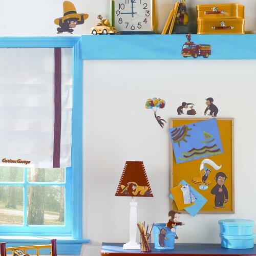 Toy story decor wayfair for Curious george bedroom ideas