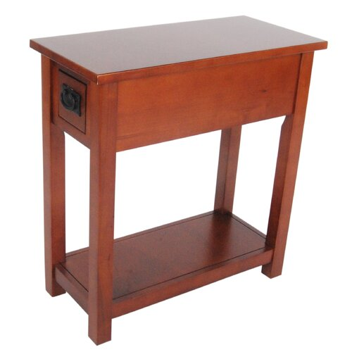 Craftsman Chairside Table