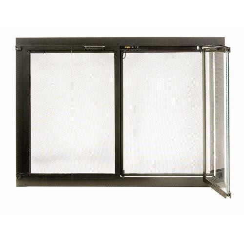 Minuteman International Modern Studio Bi-fold Door