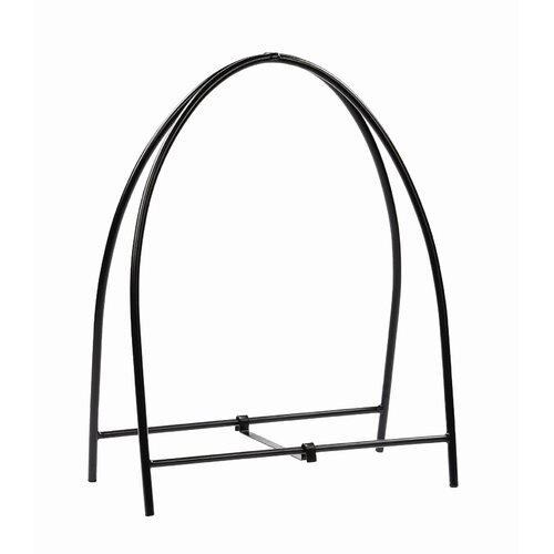 Minuteman International Wrought Iron Wood Holder