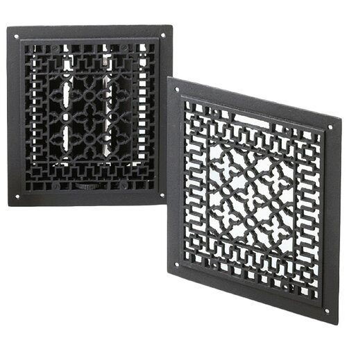 Minuteman International Cast Iron Grille