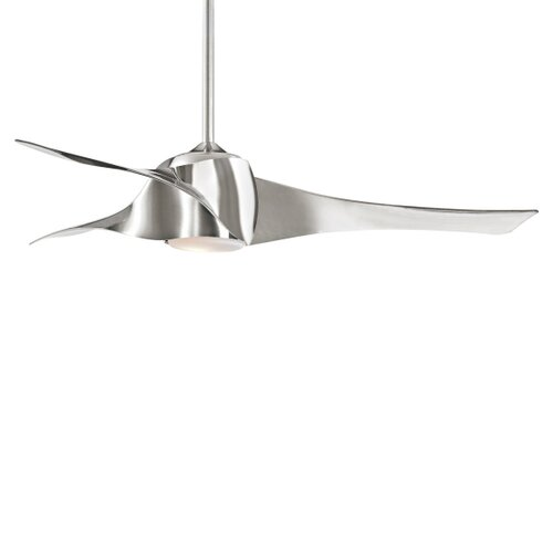 "Minka Aire 58"" Artemis 3 Blade Ceiling Fan with Wall Control"