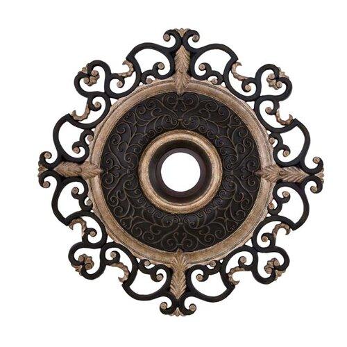 Minka Aire Ceiling Medallion for Napoli Ceiling Fan