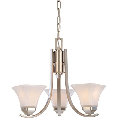 Minka Lavery Agilis 3 Light Mini Chandelier