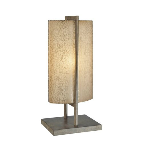 """Minka Lavery Clarte 27"""" H Table Lamp with Oval Shade"""