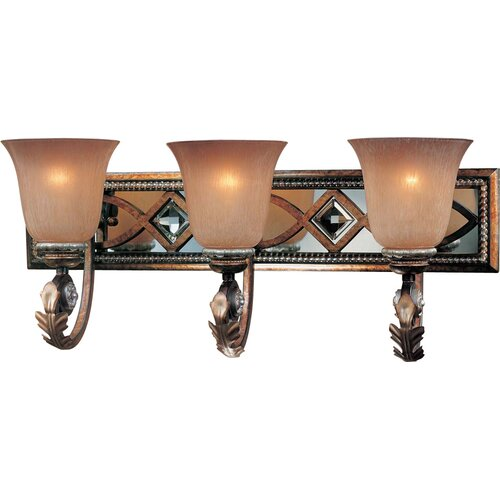 Minka Lavery Aston Court 3 Light Vanity Light