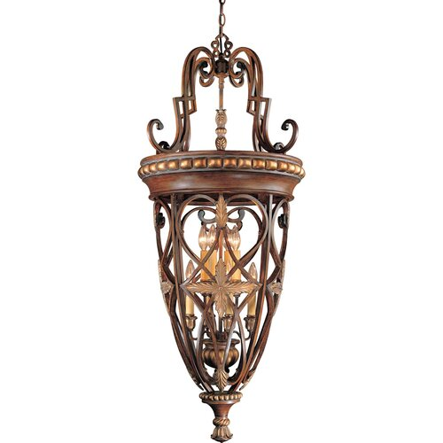 Belcaro 8 Light Foyer Pendant
