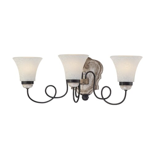 Minka Lavery Accents Provence 3 Light Bath Vanity Light