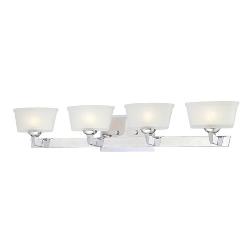 Minka Lavery Tre Venti Bath 4 Light Bath Vanity Light