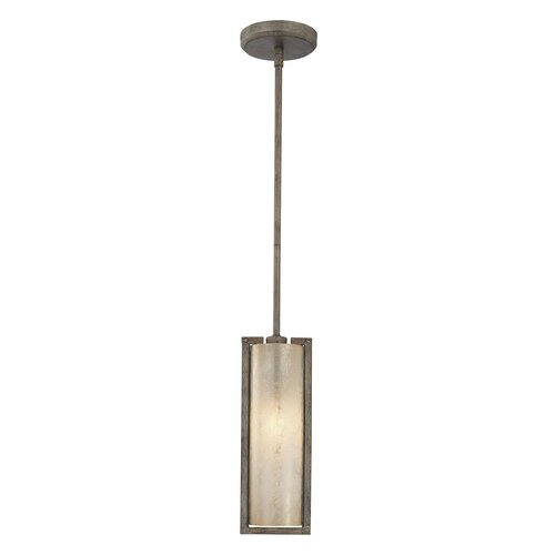 Clarte 1 Light Mini Pendant