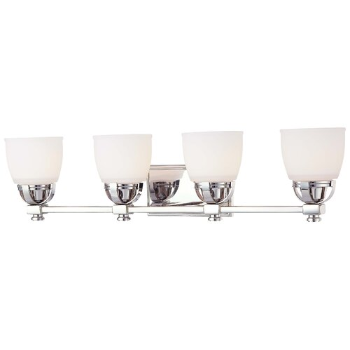 Minka Lavery Brookview 4 Light Bath Vanity Light