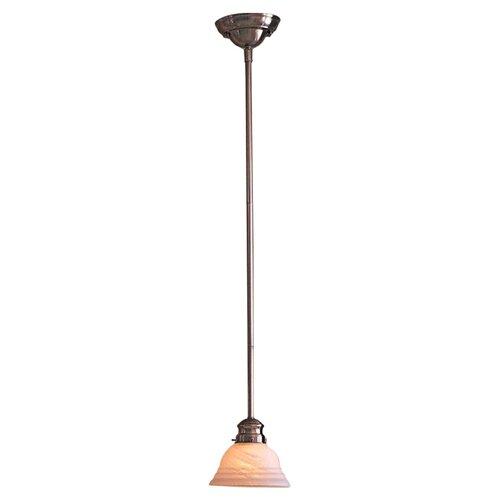 Minka Lavery 1 Light Mini Rod Drop Pendant