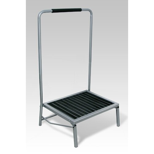 Jobar International 1-Step Extra Wide Folding Step Stool