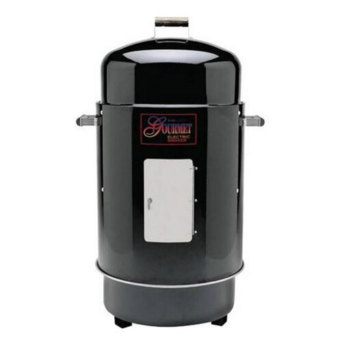 Brinkmann Gourmet Charcoal Smoker & Grill with Vinyl Cover