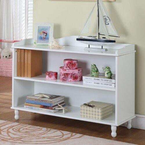 "InRoom Designs Two Tier 30"" Bookcase"