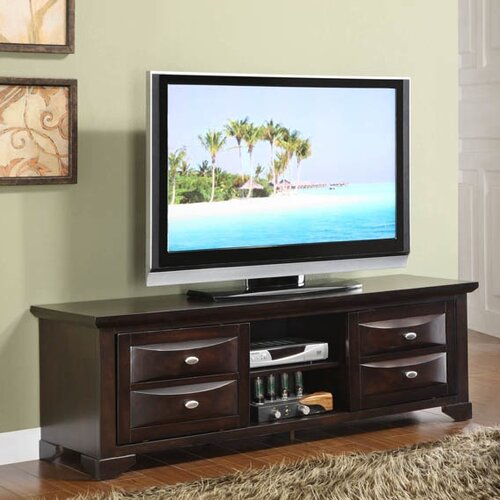 "InRoom Designs 59"" TV Stand"