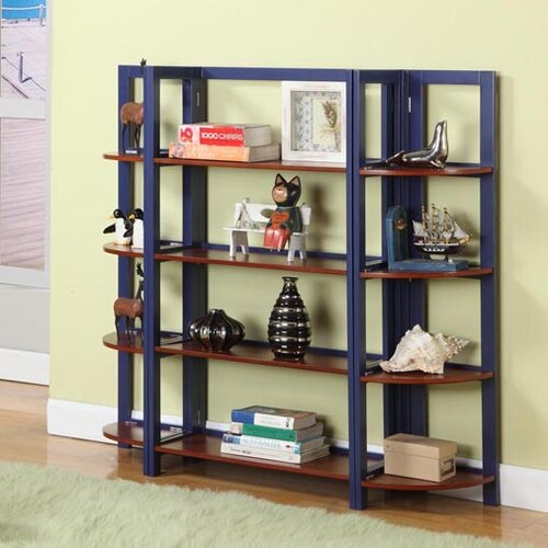 "InRoom Designs 42"" Bookcase"