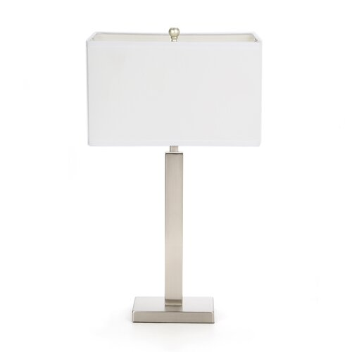 "InRoom Designs 25"" H Table Lamp"