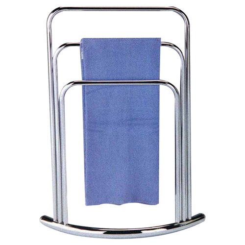 Inroom Designs Free Standing Towel Rack Stand Reviews