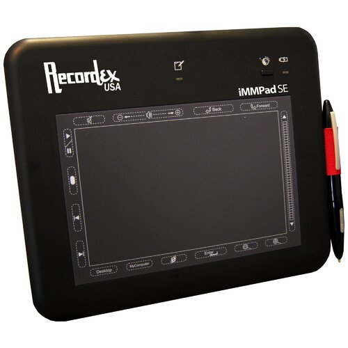 Recordex Wireless RF Tablet