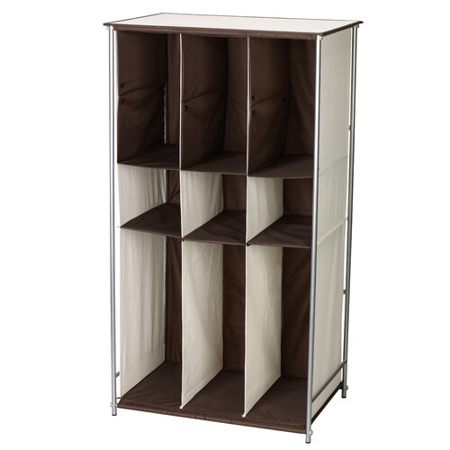 Household Essentials Adjustable Storage and Organization Free Standing Boot Storage