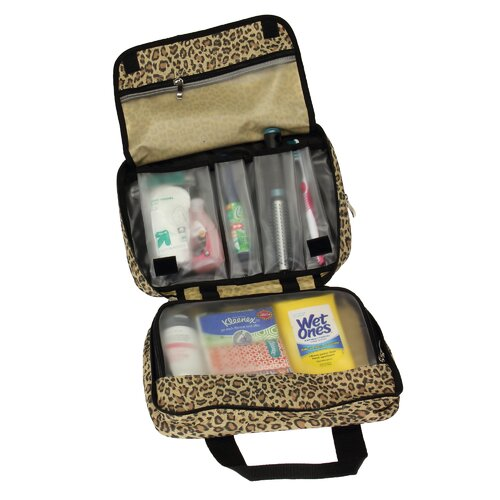 Household Essentials Double Sided Travel Kit